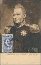 © 1931 NETHERLANDS King William I