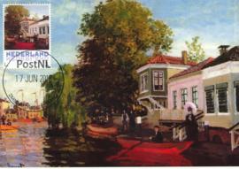 þþ - 2013 Monet The Zaan at Zaandam