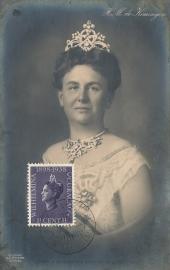 © 1938 - CURAÇAO Queen Wilhelmina