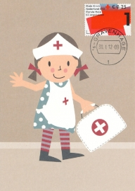 ® 2012 CATA 2902a Verpleegster