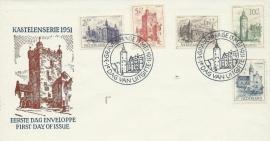 æ E 005 - 1951 Zomerzegels