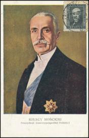 © 1930 - POLAND President Moscicki