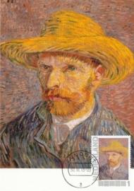 PG018 Van Gogh Self portrait