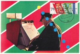 ® 1989 - CATA 1420 Brievenbus