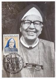 1992 AUSTRIA - Sister Anna Dengel