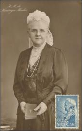 © 1934 NETHERLANDS Queen-Mother Emma
