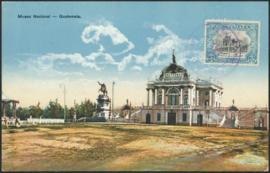 © 1911 GUATEMALA Palace of the Reform