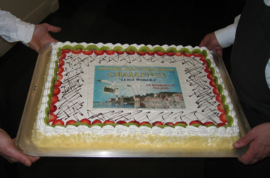 Cake for the winners