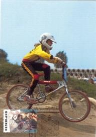 1991 NETHERLANDS Bicycle cross