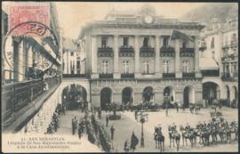 © 1912 - SPAIN - King Alfonso XIII