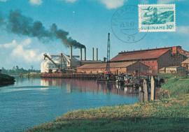 ®®® 1965 - CATA LP39 - SURINAME Bauxietindustrie