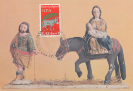 ®®® 1971 - CATA 556 - SURINAME - Ezel