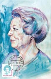 ® 2002 - CATA 2037 Koningin Beatrix