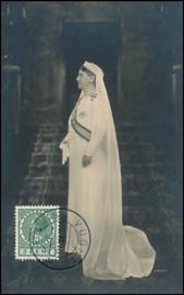 © 1936 NETHERLANDS Queen Wilhelmina