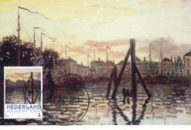 þþ - 2013 Monet The Port at Zaandam