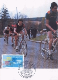 1989 FRANCE - Cycling Chambery