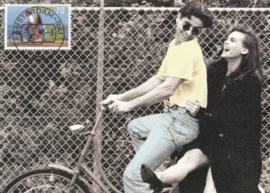 ® 1993 - CATA 1544 Fietsers