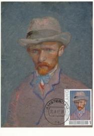 PG003 Van Gogh Self portrait