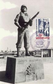 1965 NETHERLANDS Korps Mariniers