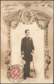 © 1903 - SPAIN - King Alfonso XIII