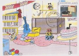 J023 - Nostalgie Jaren '50-'60-'70 Gramophone