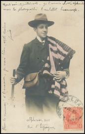 © 1905 - SPAIN - King Alfonso XIII