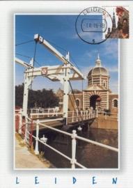 MOOI NEDERLAND 2006 - Leiden Morschpoort