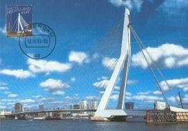 2005 NETHERLANDS Rotterdam Erasmus bridge