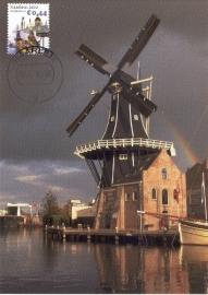 MOOI NEDERLAND 2010 - Haarlem Molen De Adriaan