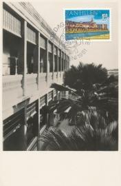 ®® 1981 NVPH 690 NED. ANTILLEN Hospitaal St. Elisabeth