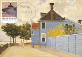 þþ - 2013 Monet The Blue House at Zaandam