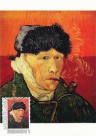 PG016 Van Gogh Self portrait 1889