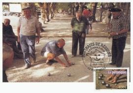 2003 FRANCE - Petanque