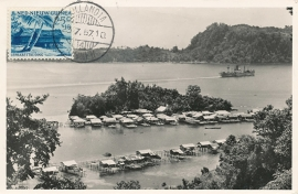®®®®® 1956 CATA 43 NNG Paalwoningen