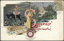 © 1905 - MONACO Prince Albert I