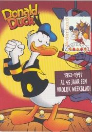DD015 - Comics Donald Duck Stripverhaal
