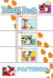 Postset Donald Duck