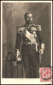 © 1917 - GREAT BRITAIN ********* King George V
