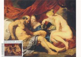 þþ - 2015 Rubens Lot en zijn dochters