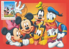 DD010 - Comics Donald Duck Stripverhaal