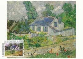 PG039 Van Gogh Houses at Auvers
