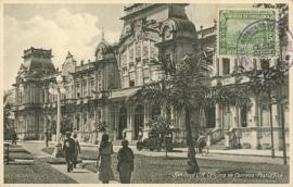 © 1937 COSTA RICA Post office San José