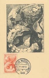 ® 1945 - CATA 443 Bevrijdingszegel
