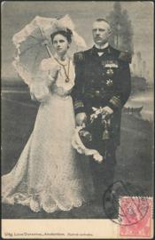 © 1911 NETHERLANDS Queen Wilhelmina