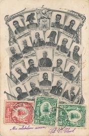 © 1905 - HAÏTI - President Nord Alexis