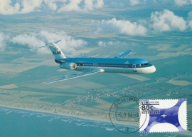 ® 1994 - CATA 1605 KLM Luchtvaart