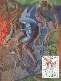 1992 LIECHTENSTEIN Cycling