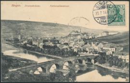 © 1914 - GERMAN REICH - National Statue Germania