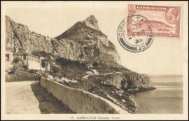 © 1935 - GIBRALTAR The Rock