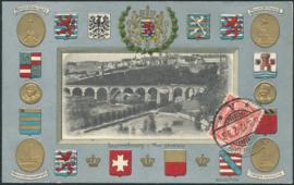 © 1912 LUXEMBOURG Grand Duke William IV